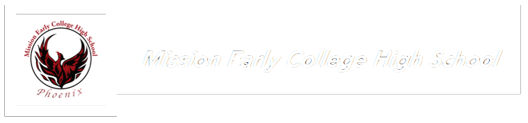 Mission Early College High School  Logo